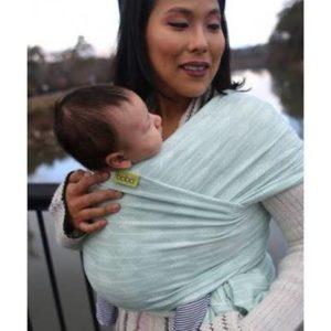 Gendongan Bayi Boba Wrap Motif Plume