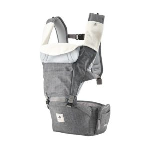 Gendongan Bayi Pognae No.5 Waterproof Outdoor Hipseat Carrier
