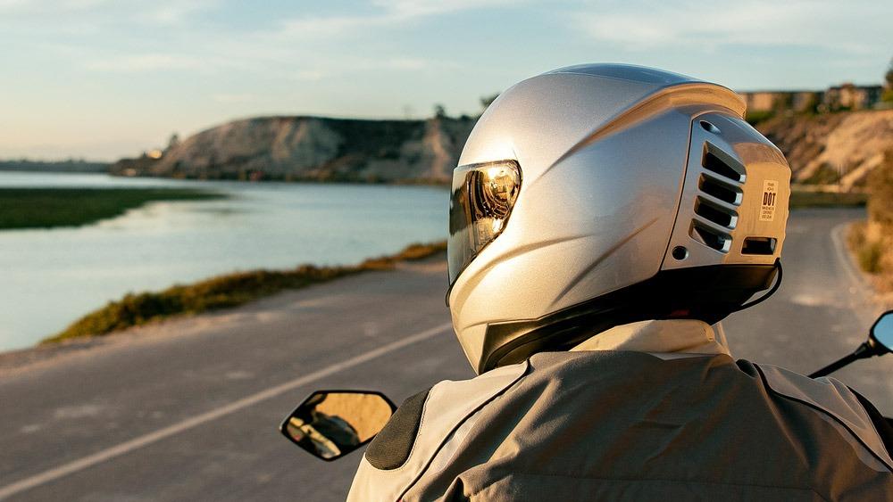 Helm Half Face Motor Terbaik para compra