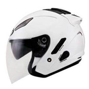 Helm KYT Hellcat Plain Black