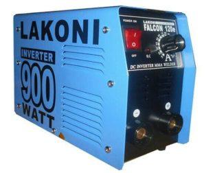 Lakoni Falcon 120e Mesin Las Inverter / Trafo Las 900 watt
