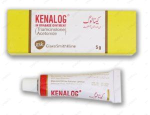 Obat Sariawan Kenalog