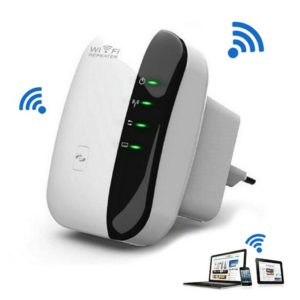 Penguat Sinyal WiFi Universal 300 Mbps Penguat Sinyal Wireless-N Wi-Fi Mi-Fi