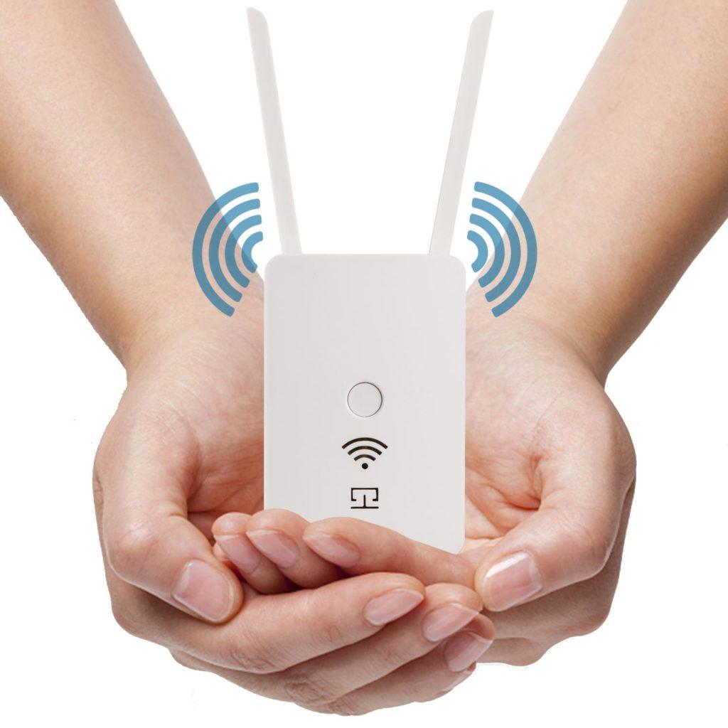 Penguat Sinyal WiFi terbaik 01