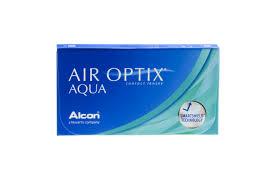 Softlens Air Optix