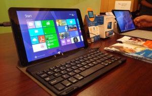 Tablet Windows Advan Vanbook W100