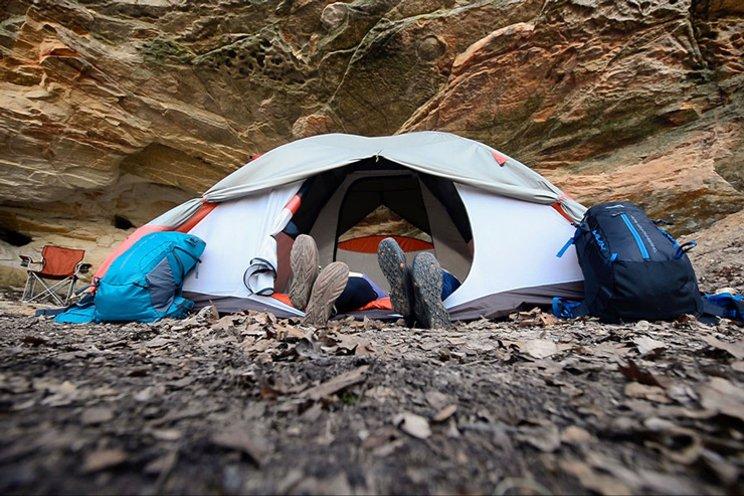 Tenda Camping Terbaik para compra