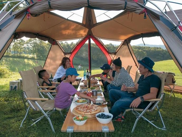Tenda Camping Terbaik