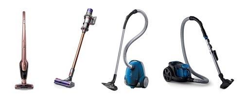 Vacuum Cleaner terbaik para compra