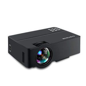 Crenova Mini Portable Projector XPE490