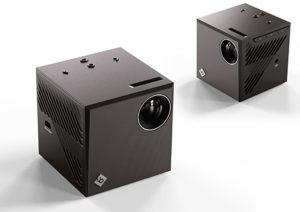 Proyektor mini SK Telecom Smart Beam Mini Portable Projector