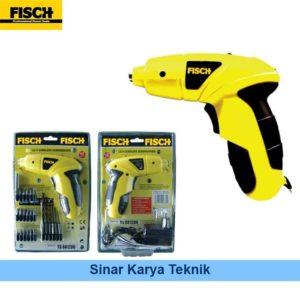 Bor Listrik Fisch Cordless Tools TS 601200