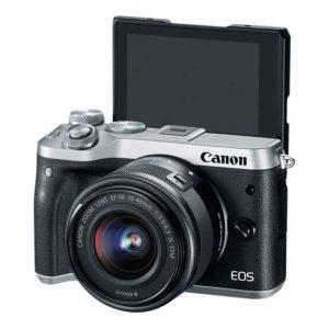 Bor Listrik Kamera Mirrorless Canon