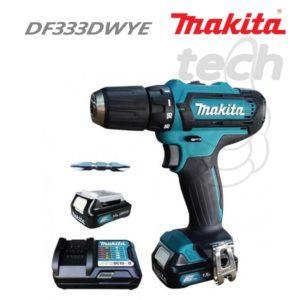 Bor Listrik Makita Cordless Driver Drill DF331