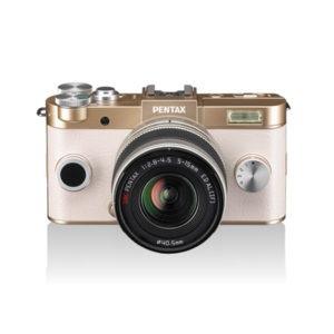 Kamera Mirrorless Pentax Qs1 Kit 5-15mm