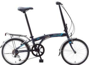 Rekomendasi Sepeda Lipat Dahon SUV D6 Suede Blue