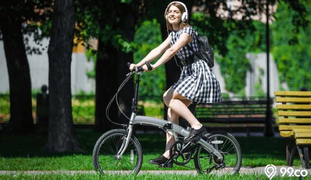 Rekomendasi Sepeda Lipat Terbaik 01