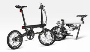 Rekomendasi Sepeda Lipat Xiaomi QiCycle Smart Folding Bike