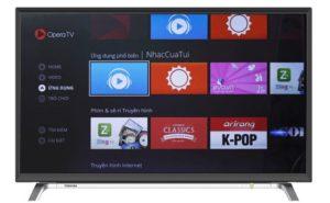 Smart Tv Toshiba