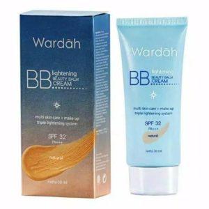 BB Cream Wardah BB lightning Beauty Balm cream