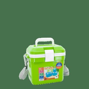 Cooler Box GREEN LEAF