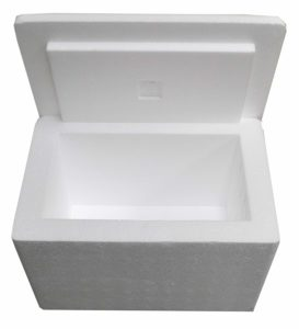 Cooler Box STYROFOAM
