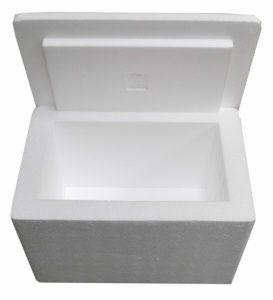 Cooler Box STYROFOAM