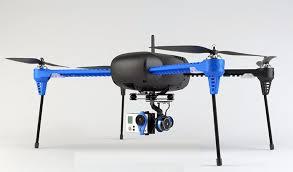 Drone Drobotics IRIS+