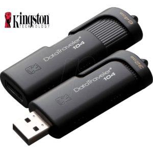 Flashdisk Kingston Data Traveler 104