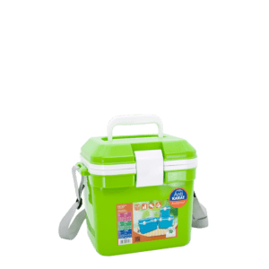 Green Leaf Cooler Box