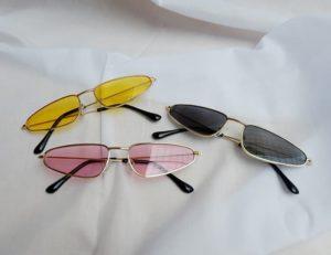 Kacamata Hitam Edgy