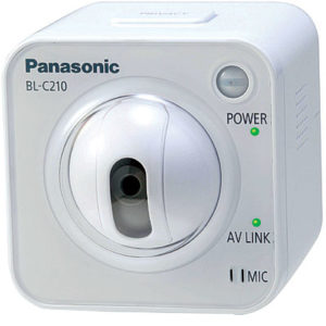 Kamera CCTV Panasonic BL – C 210