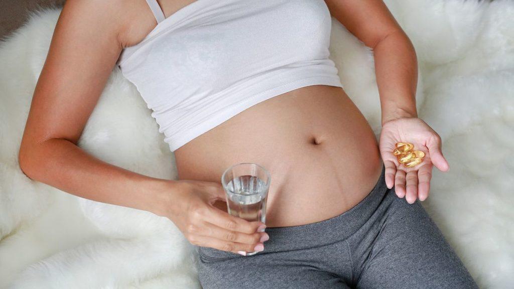 Khasiat minyak ikan bagi ibu hamil