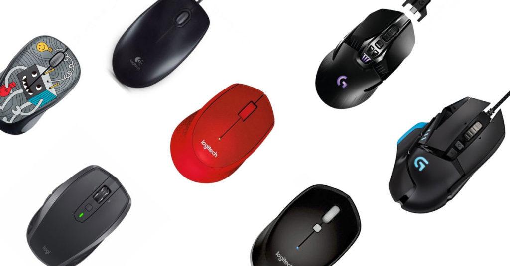 Mouse Wireless Terbaik di Indonesia