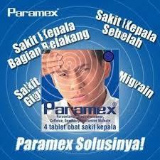 Obat Sakit Kepala Konimex Paramex