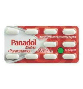 Obat Sakit Kepala Panadol