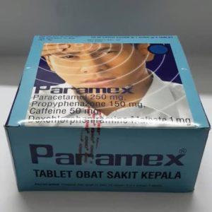 Obat Sakit Kepala Paramex