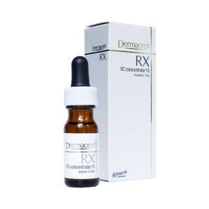 Rohto Dermacept Rx vitamin C 15%