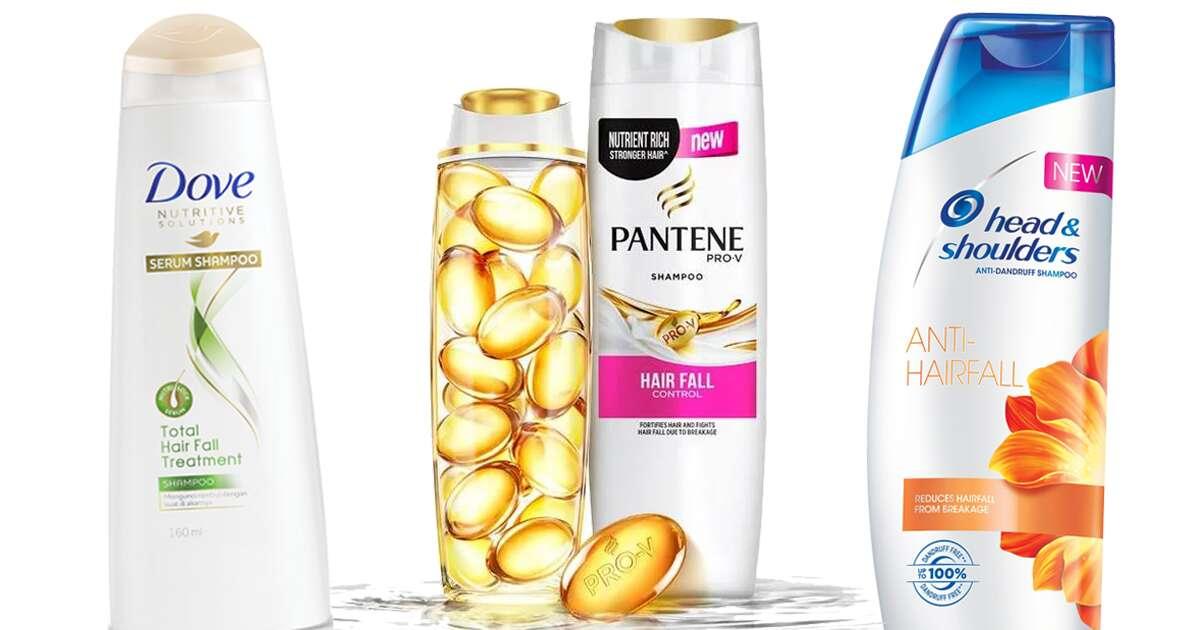 Shampoo Untuk Rambut Rontok terbaik