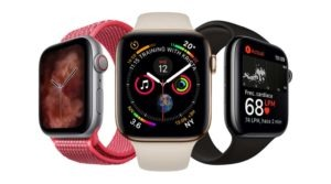 Smartwatch Apple Watch Series 4