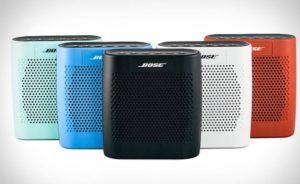 Speaker Bletooth Bose Soundlink Color