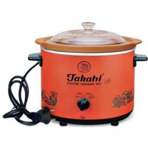 Takahi Slow cooker 0.7 LT Heat Resistant TK1188HR