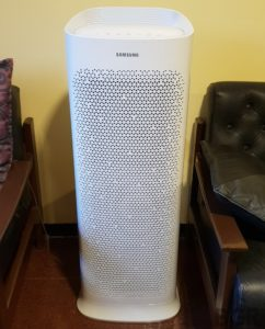 Air Purifier Samsung AX7000