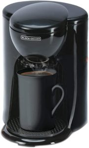 Black & Decker DCM25B1 Coffee Maker