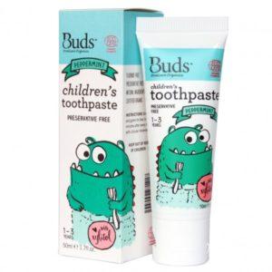 Buds Organics Children's Toothpaste