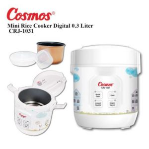 Cosmos Mini Digital Rice Cooker 0,3L CRJ-1031