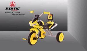Exotic Sepeda Roda Tiga Anak ET-1270