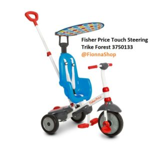 Fisher-Price Touch Steering Trike Forest