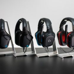 Headset Logitech Terbaik
