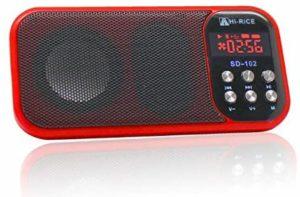 Hi-Rice Portable Radio SD-102